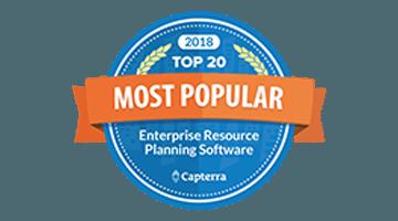 SYSPRO-ERP-software-system-Capterra_ERP-Pop-2018-awards